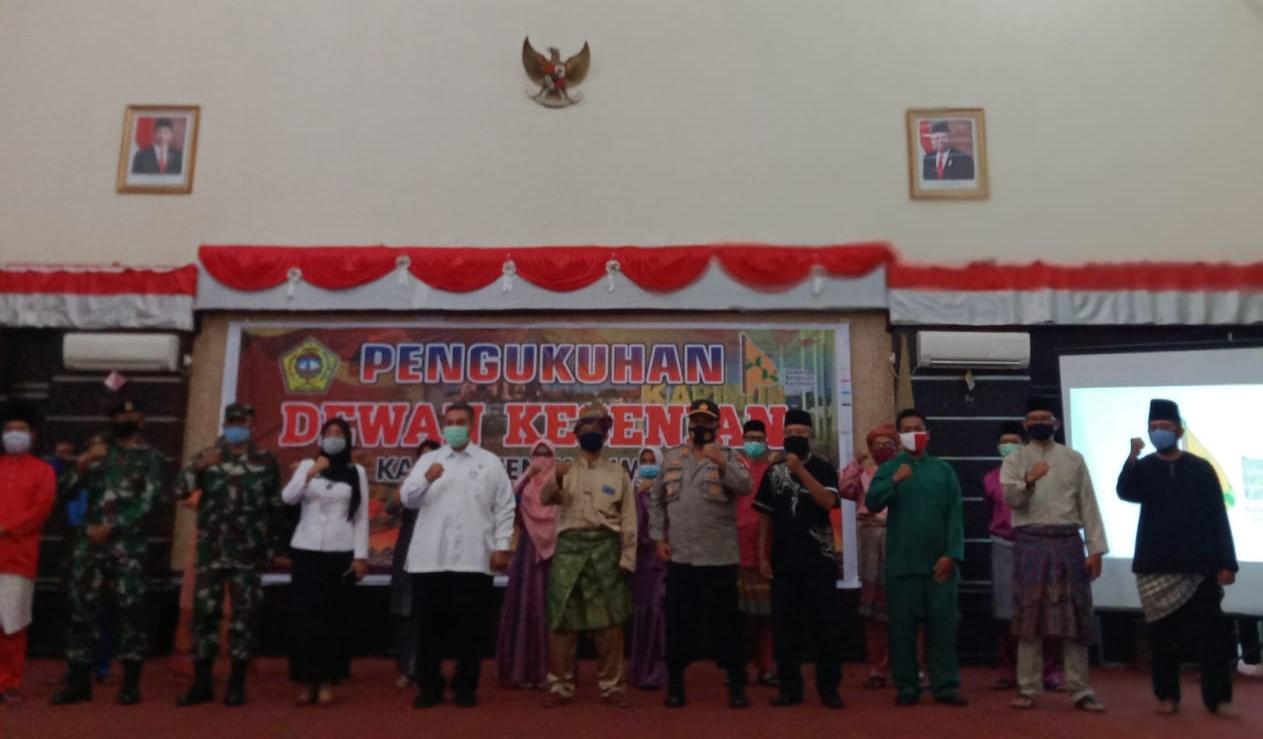 Pjs Bupati Karimun Harapkan Dewan Kesenian Memajukan Seni Budaya Melayu