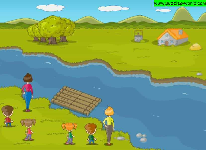 River Crossing Puzzles