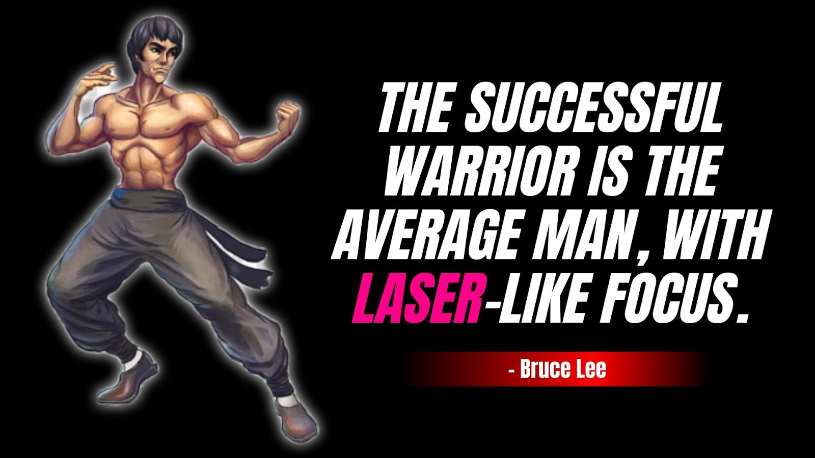 Bruce Lee Quotes about success