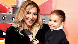 Naya Rivera with son