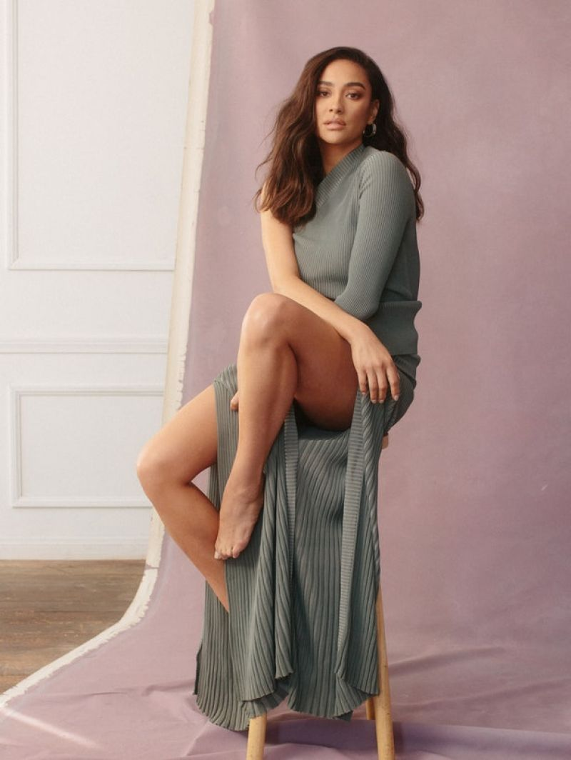Shay Mitchell Featured for Rromper New Parent Issue