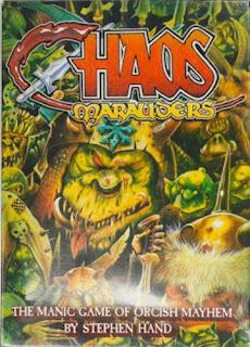 Games Workshop Chaos Marauders