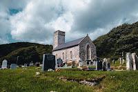 Church graveyard - Photo by Jamie Haughton on Unsplash