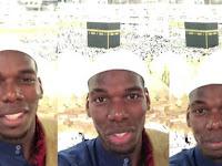 Pemain Manchester United : Islam Benar-benar Sebuah Agama yang Buat Tenang