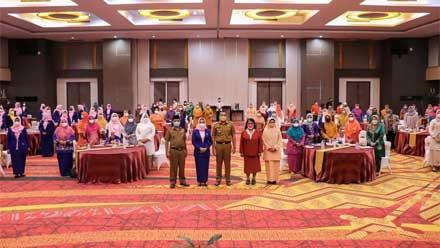 Rapat Koordinasi Organisasi Perempuan se-Sumbar