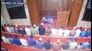 Detik - detik Imam Masjid Solsel Pingsan dan Meninggal, Ternyata Mualaf