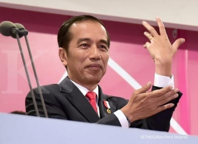 Denny Siregar: Yang Bilang Jokowi Planga-Plongo akan Kaget Jika 'Tangan Besinya' Sudah Keluar