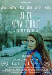 Chegará em Abril o Filme Alice, Nova Iorque e Outras Histórias, Uma Obra Nacional Inspirada No Estilo Woody Allen
