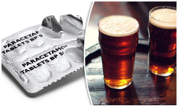 Two pints of beer better for pain relief than paracetamol, study says,London, Humor, News, Health, Health & Fitness, Study, Doctor, World