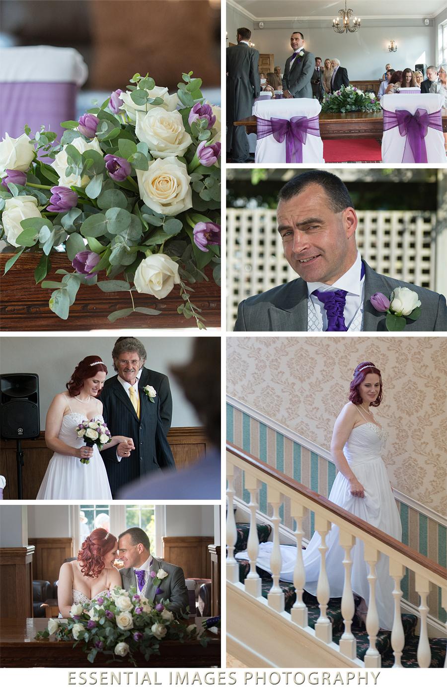 Wedding photographers Balmer Lawn