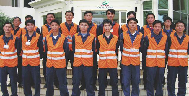 Đội ngũ kỹ thuật của The Link Ciputra