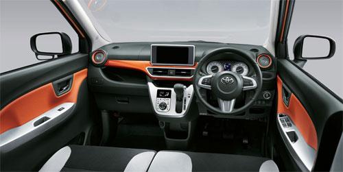 toyota pixis joy 6 3869 1472892990 -  - Chiêm ngưỡng xe mini giá rẻ của Toyota mới ra mắt là Toyota Pixis Joy