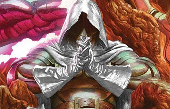 Mengenal God Doom, Ketika Doctor Doom Memiliki Kekuatan Dewa