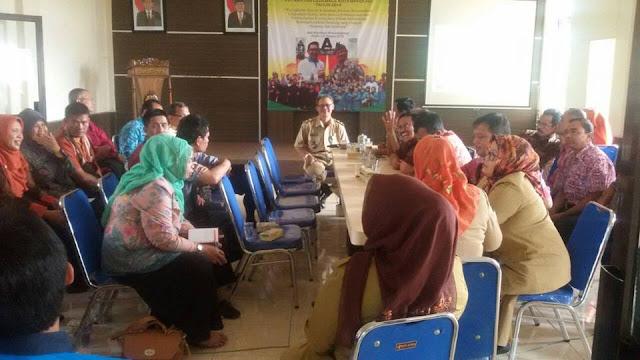 Lurah Kabupaten Temanggung Kunjungi Kelurahan Rancanumpang