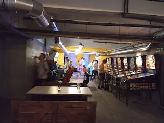 joystick bar zona arcade