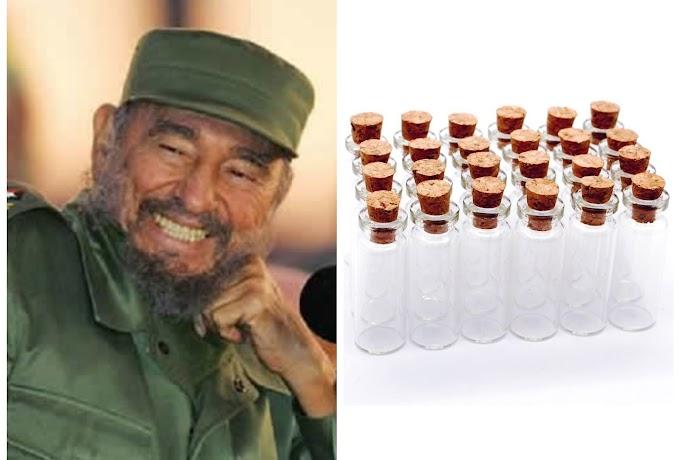 Régimen subastará peos de Fidel Castro