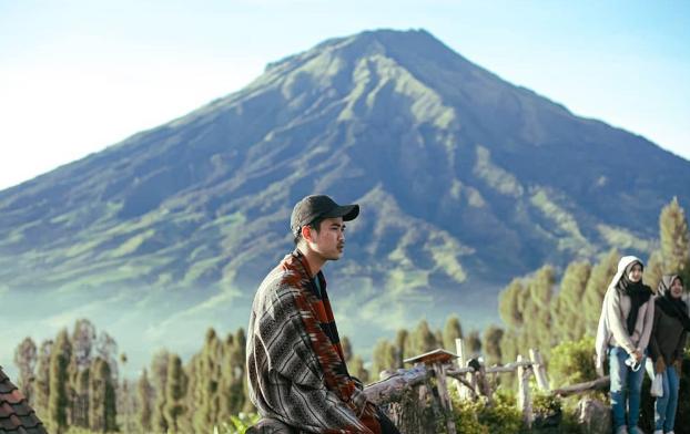 Harga Tiket Masuk Wisata Alam Lembah Sindoro Posong