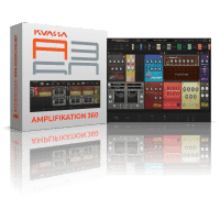 Kuassa Amplification 360 v1.0.1 Full version