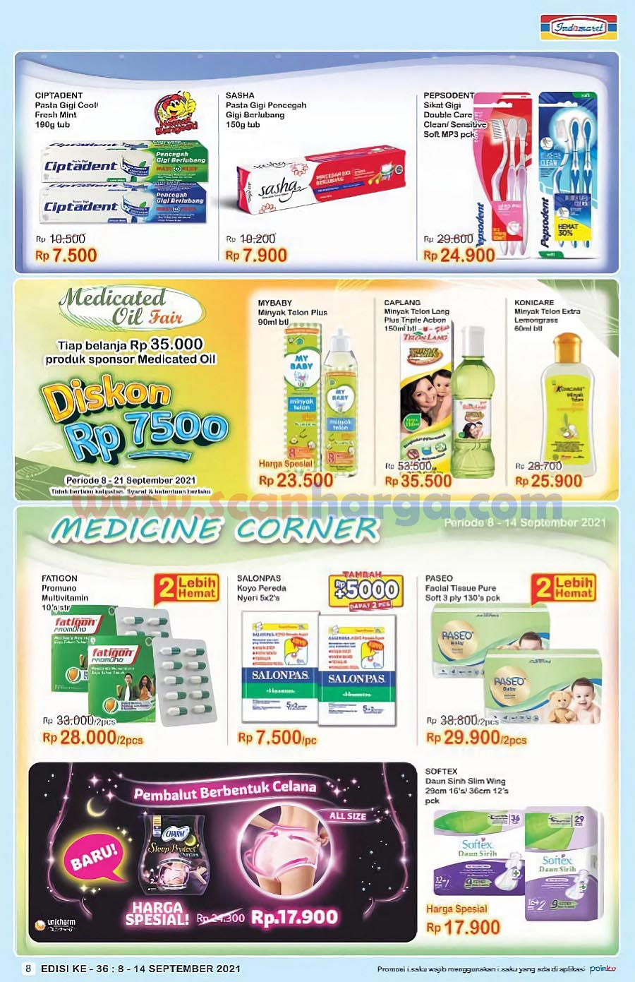 Katalog Indomaret Promo Terbaru 8 - 14 September 2021 8