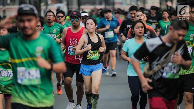 Hal yang Dipersiapkan Sebelum Ikut Lomba Lari Menurut Dokter