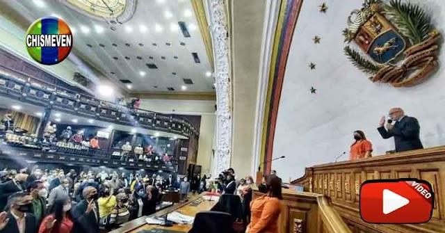 AN del Régimen aprueba el uso de nuevas palabras inexistentes en el lenguaje venezolano