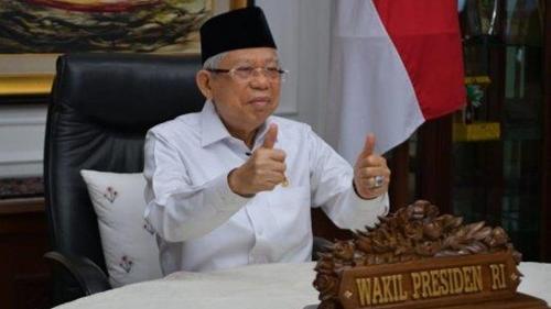 Politisi PDIP: Rencana Wapres Maruf Amin Temui Rizieq Shihab Sebaiknya Ditunda