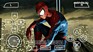 Download Game Spiderman 3 PPSSPP