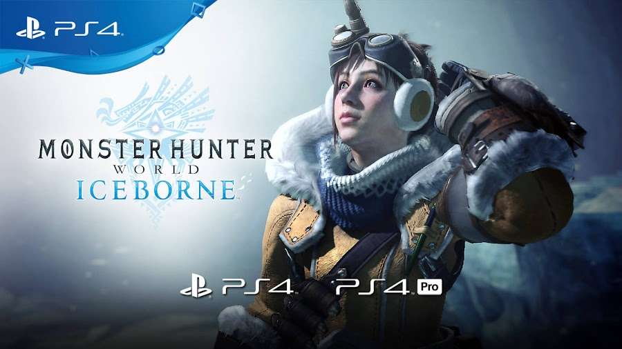 monster hunter world iceborne ps4 beta date capcom ps plus
