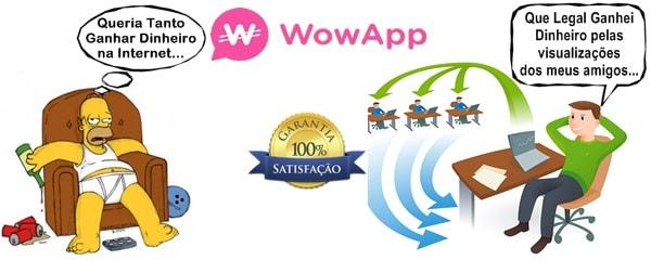 WowApp Como Ganhar Dinheiro