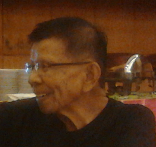 Penyair Rusli Marzuki Saria