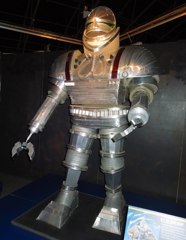 K-1 Robot Doctor Who 1974