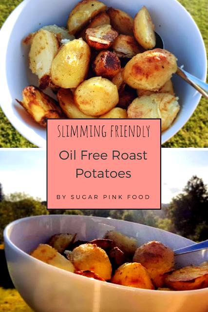 Syn Free Low Fat Crispy Roast Potatoes
