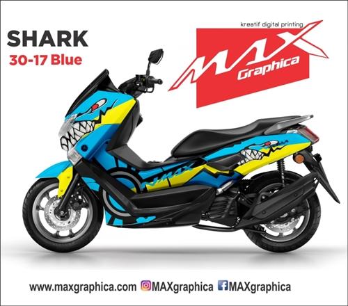 Nmax Shark 1
