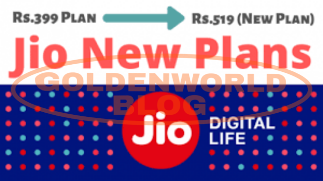 Jio Raises Prepaid Tariffs by Up to 40 Percent|Jio New Plans | Jio Prime