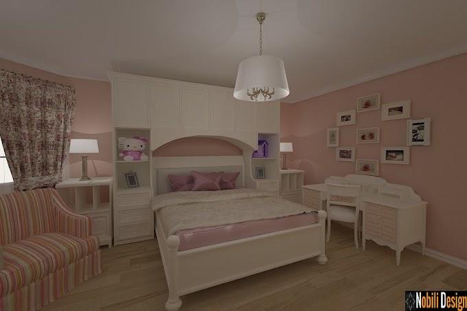 Design interior camere copii casa Constanta - Amenajari Interioare