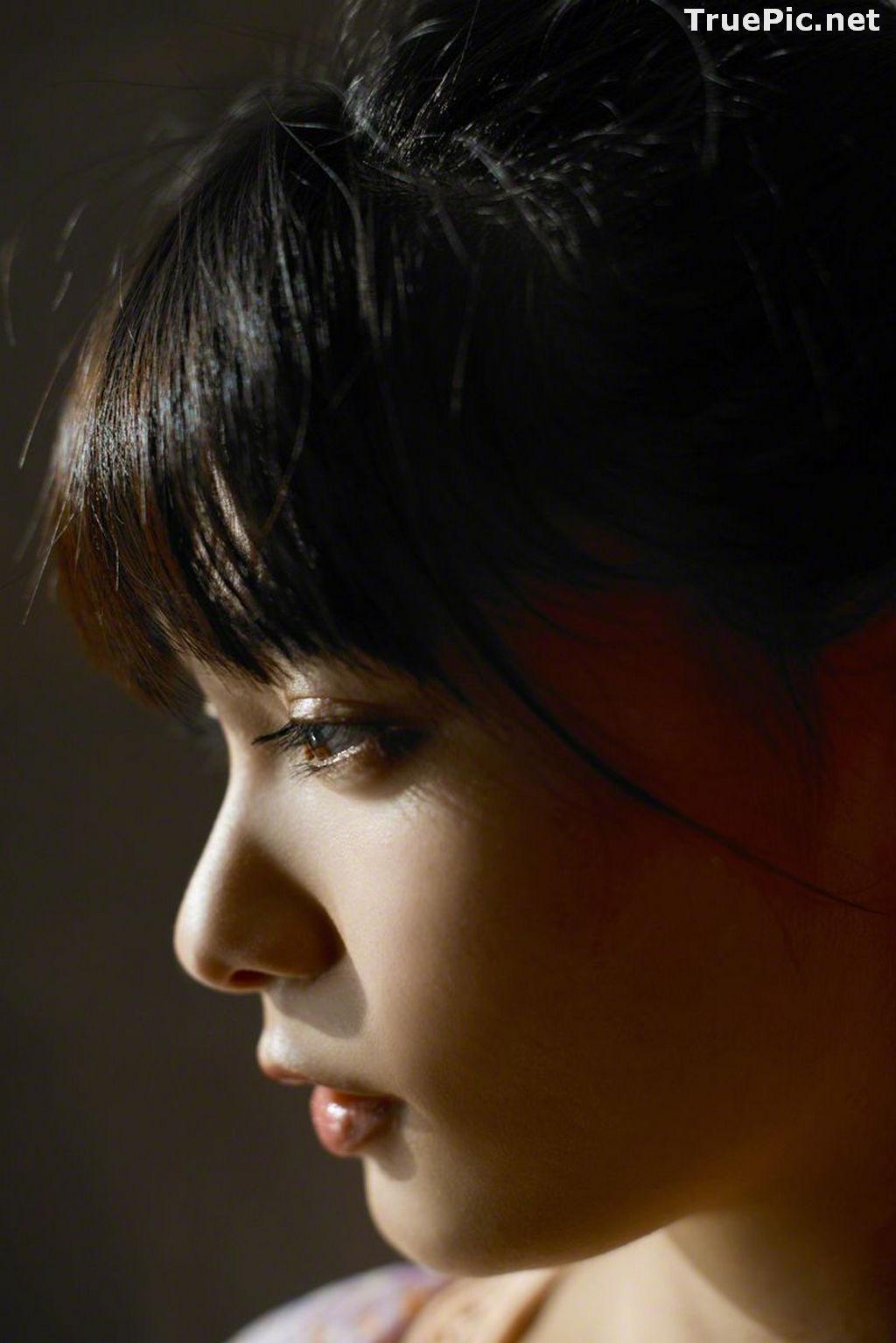 Image Wanibooks NO.121 - Japanese Gravure Idol - Mizuki Hoshina - TruePic.net - Picture-9