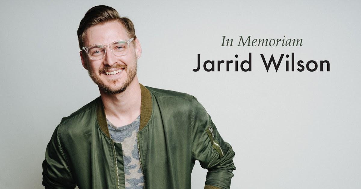 Jarrid Wilson 10 erot dating poika vs Dating mies