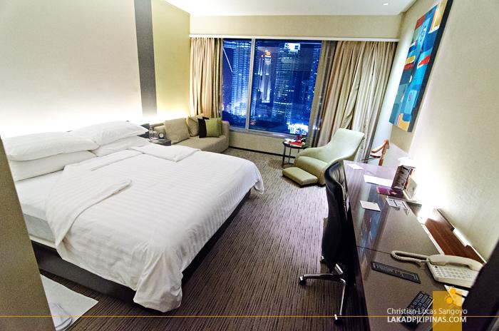 Traders Hotel Kuala Lumpur Room