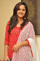 Anusuya in Red at Kalamandir Foundation 7th anniversary Celebrations ~  Actress Galleries 032.JPG