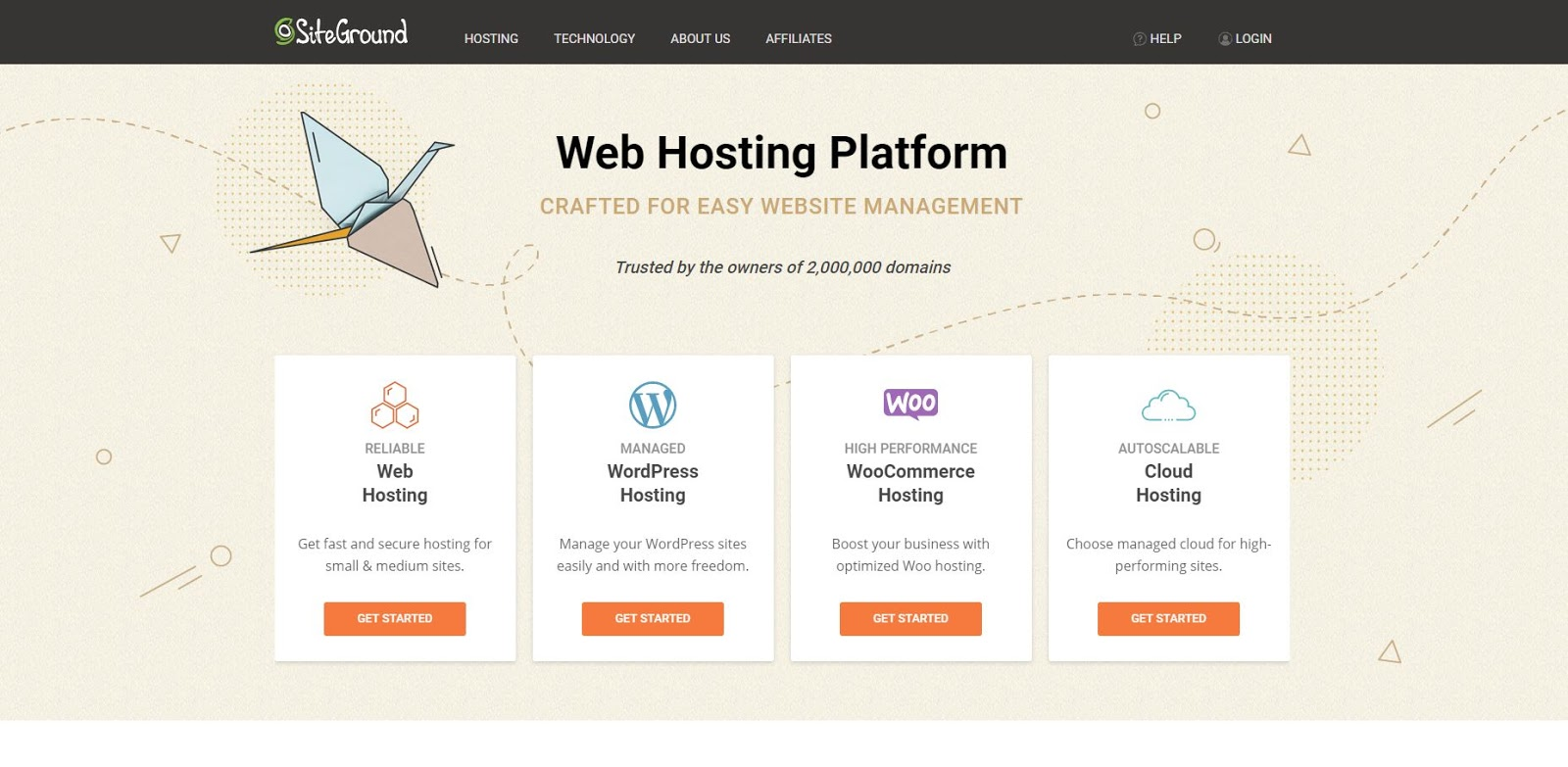 SiteGround: Web Hosting Services Crafted with Care