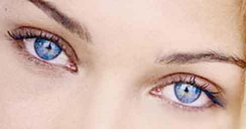 7b35a9d2c Essas lentes de contato vêm em uma variedade de modelos loucos, como  branco, verde, preto, vermelho, vampiro, e olhos de gato para os efeitos  especiais ou ...