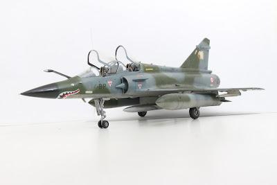 Mirage 2000 N  Eduard
