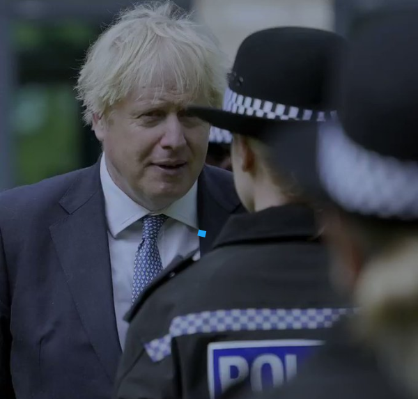 Recruiting new police officers, Boris Johnson announced