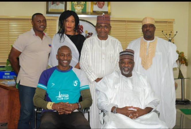 Sports: Kano State to partner with a Legendary Footballer to promote sports activities