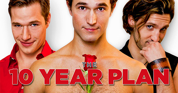 Capa - Resenha | The 10 Year Plan (2014) | Blog #tas