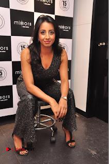 Actress Sanjana Pictures at Mirrors Club Salon Launch  0043.JPG
