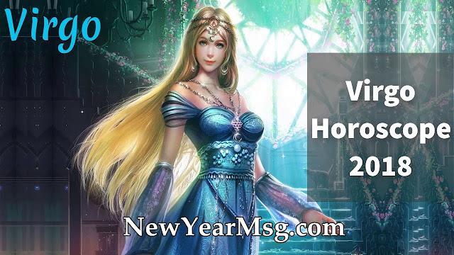 Virgo Horoscope For New Year 2018