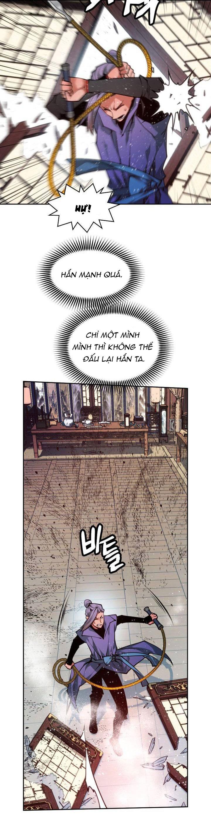 Đọc truyện [Truyenhot.vn] Thời đại hoàng kim - Chap 19