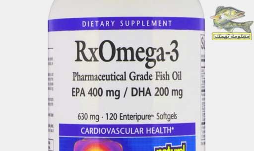 أوميجا rx للأطفال : الفوائد والجرعة و السعر | Omega RX