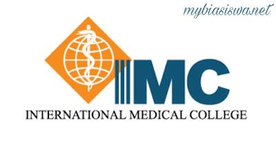 Permohonan Biasiswa Diploma Kejururawatan di International Medical College 2018